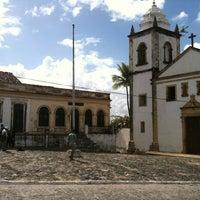 Photo taken at Igarassu Sítio Histórico by Sergio on 8/23/2012