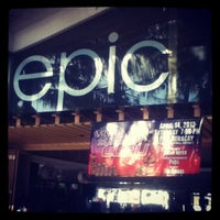 Photo taken at Epic by Liam M. on 4/14/2012