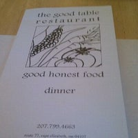 Photo taken at The Good Table by Michael T. on 7/6/2012