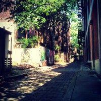 Photo taken at Enon Alley by Christian H. on 6/30/2012