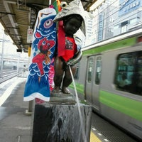 Photo taken at Hamamatsuchō Station by jujurin 0. on 5/15/2012