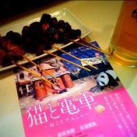 Photo taken at 焼とり子子子 by monchhichi™ on 8/29/2012