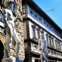 Photo taken at Palazzo Vecchio by Andre M. on 5/11/2012