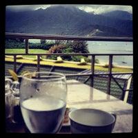 Photo taken at The St. Regis Princeville Resort by Amanda L. on 6/8/2012