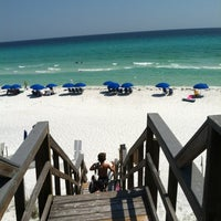 Photo taken at Seagrove Beach by Taylor R. on 5/24/2012