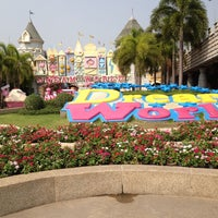 Photo taken at Dream World by Joy.Ex on 2/16/2012