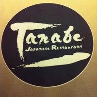 Foto tirada no(a) Tanabe Japanese Restaurant por Janine C. em 4/26/2012