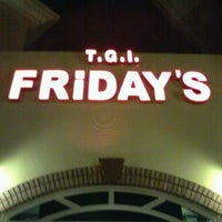 Photo taken at T.G.I. Friday's by mod on 3/23/2012