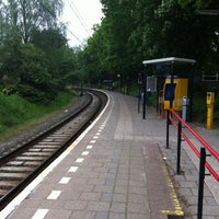 Photo taken at Station Soestdijk by Luc B. on 5/18/2012