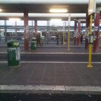 Photo taken at Metro Anagnina (MA) by Chiara S. on 5/24/2012