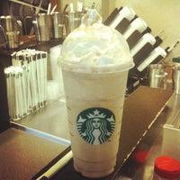 Photo taken at Starbucks by Soowan J. on 3/18/2012