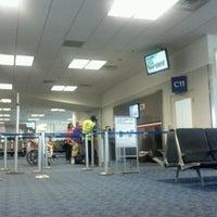 Photo taken at Gate C11 by Ryan B. on 9/9/2012