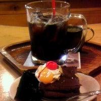 7/7/2012にcoffee & cigaretteが珈琲屋OB 流山店で撮った写真