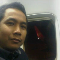 Photo taken at JT351 Padang - Jakarta / Lion Air by Alam S. on 7/6/2012