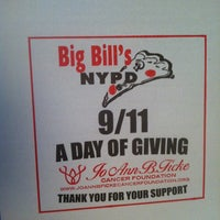 Photo taken at Big Bill's NY Pizza by Cort L. on 9/11/2012
