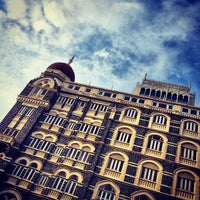 Photo taken at Taj Mahal Palace & Tower by Umapagan A. on 9/8/2012