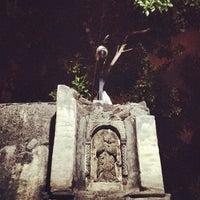 Foto tomada en Ex Convento de Churubusco por Alberto Q. el 4/11/2012