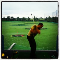 Photo taken at Topgolf Chigwell by Marc on 7/3/2012