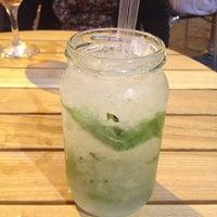 Photo taken at Bad Juju Tiki Bar by Chris R. on 7/26/2012