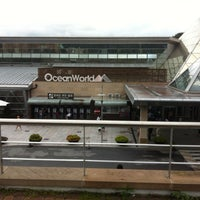 Photo taken at Ocean World by 안 병재 on 9/7/2012