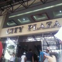 Photo taken at City Plaza by Afiq S. on 8/18/2012