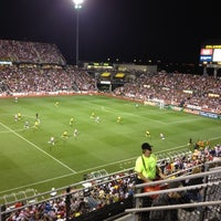 Photo taken at MAPFRE Stadium by Cameron S. on 9/12/2012