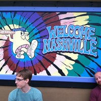 Photo taken at Mellow Mushroom by Erin R. on 7/12/2012