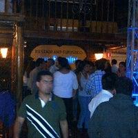 Photo taken at Los Faroles Disco Bar by Kike C. on 2/22/2012