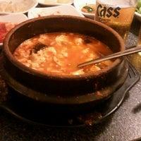 Photo taken at SJ Omogari Korean Restaurant by Steve Y. on 5/22/2012
