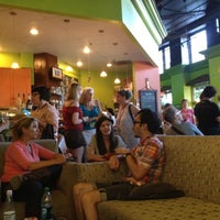Photo taken at Urban Grind Coffeehouse by Cory H. on 7/7/2012