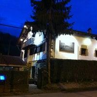 Photo taken at Labeko Etxea by Emy D. on 4/20/2012