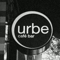 Photo taken at Urbe Café Bar by Rebeca U. on 5/12/2012