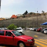 Photo taken at Estacionamiento by Sakura B. on 4/14/2012