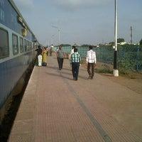 Photo taken at Surendranagar by Mihir S. on 8/11/2012