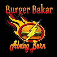 Photo taken at Burger Bakar Abang Burn by Allan Q. on 8/12/2012