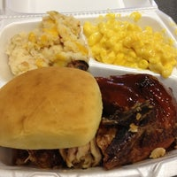 Photo taken at Dickey's Barbecue Pit by Tony C. on 2/5/2012