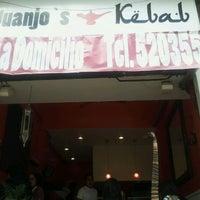 Foto tomada en Juanjo's Kebab por Hets el 1/13/2012