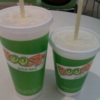 Photo taken at Boost Juice by Andrew L. on 8/26/2011