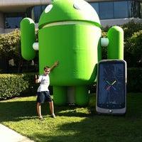 Photo taken at Googleplex - 44 by Joseph H. on 7/30/2011