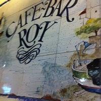 Foto tomada en Cafe Bar Roy por Zigor B. el 3/22/2012