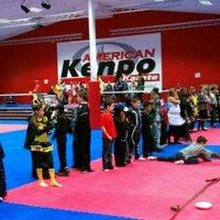 Photo taken at American Kenpo Karate by J.D. U. on 10/29/2011