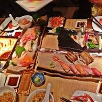 Photo taken at En Japanese Dining Bar (Mohammed Sultan) by Karen C. on 6/9/2012