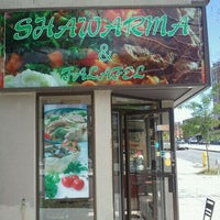 Photo taken at Best Shawarma & Falafel by Al H. on 9/15/2011