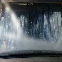 Photo taken at Scrub-A-Dub Car Wash and Oil Change by Corey J. on 12/16/2011
