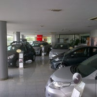 Photo taken at Caetano Auto (Setúbal) - Toyota by Andre F. on 6/15/2012