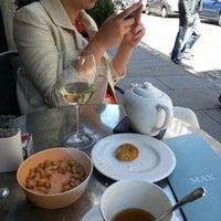Photo taken at Brasserie Max by Joy R. on 7/11/2012