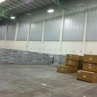 Photo taken at T-Park Warehouse Amata by Porntipa D. on 2/19/2012