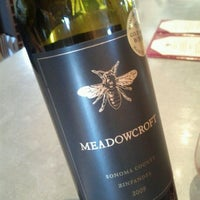 Photo taken at Meadowcroft Wines by Christin R. on 9/26/2011