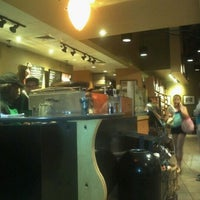 Photo taken at Starbucks by Bernadette on 10/8/2011