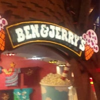 Photo taken at Ben & Jerry's by Donna A. on 8/9/2012